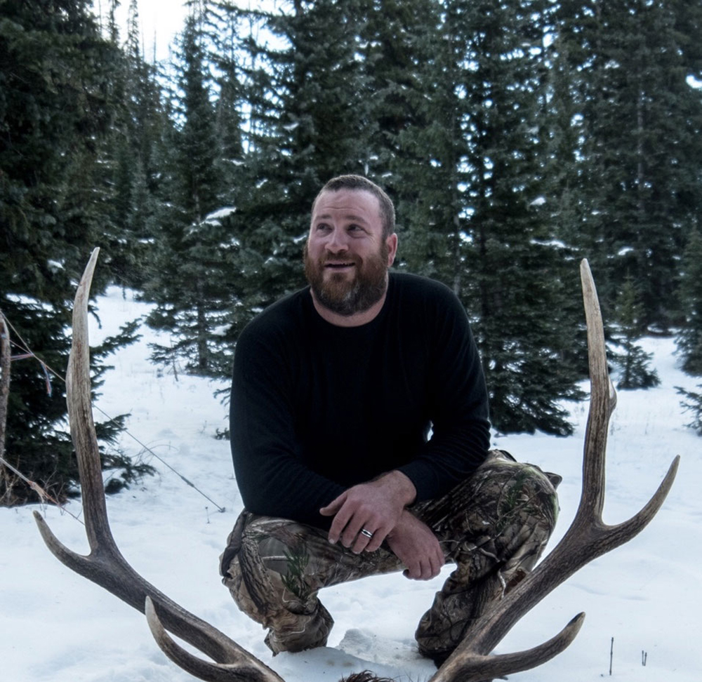Elk Hunting in Colorado, near Durango