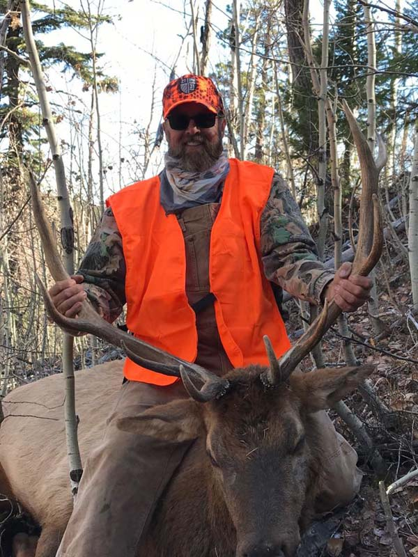 Colorado Elk Hunts, Archery & Muzzleloaded, Guided Hunts